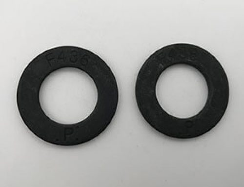 ASTM F436 Type 1 Round Structural Flat Washer Plain